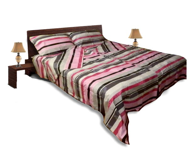 Спално бельо комплект - Ранфорс- Райе